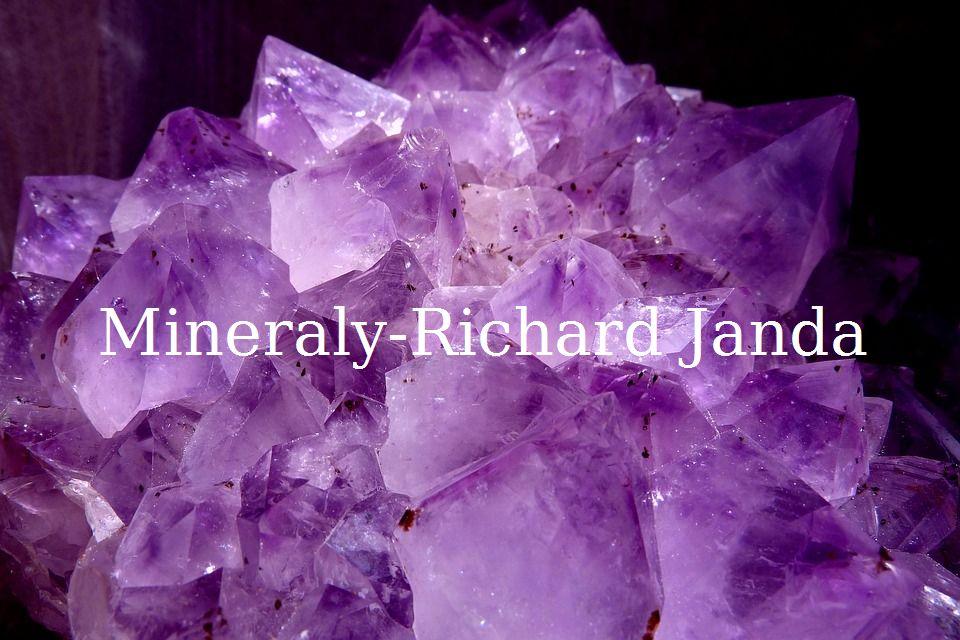 Janda-minerály